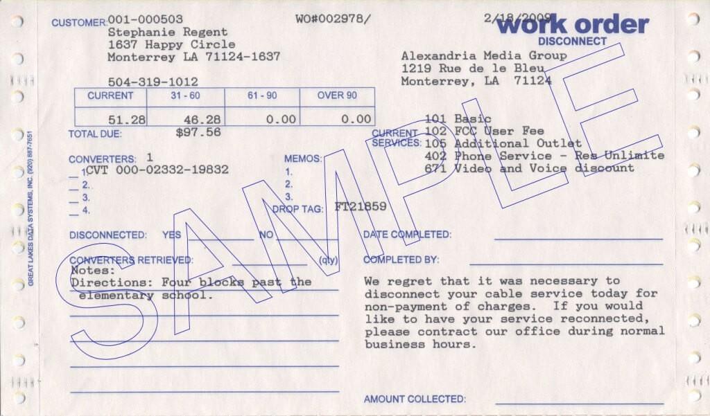 Non-Pay Disco Work Order 024×601